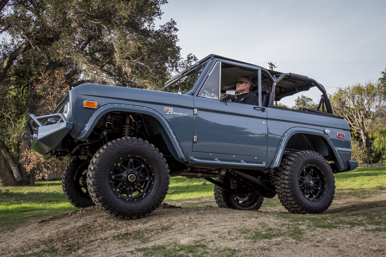 Why a Ford Bronco? Early Classic Broncos are known for ...