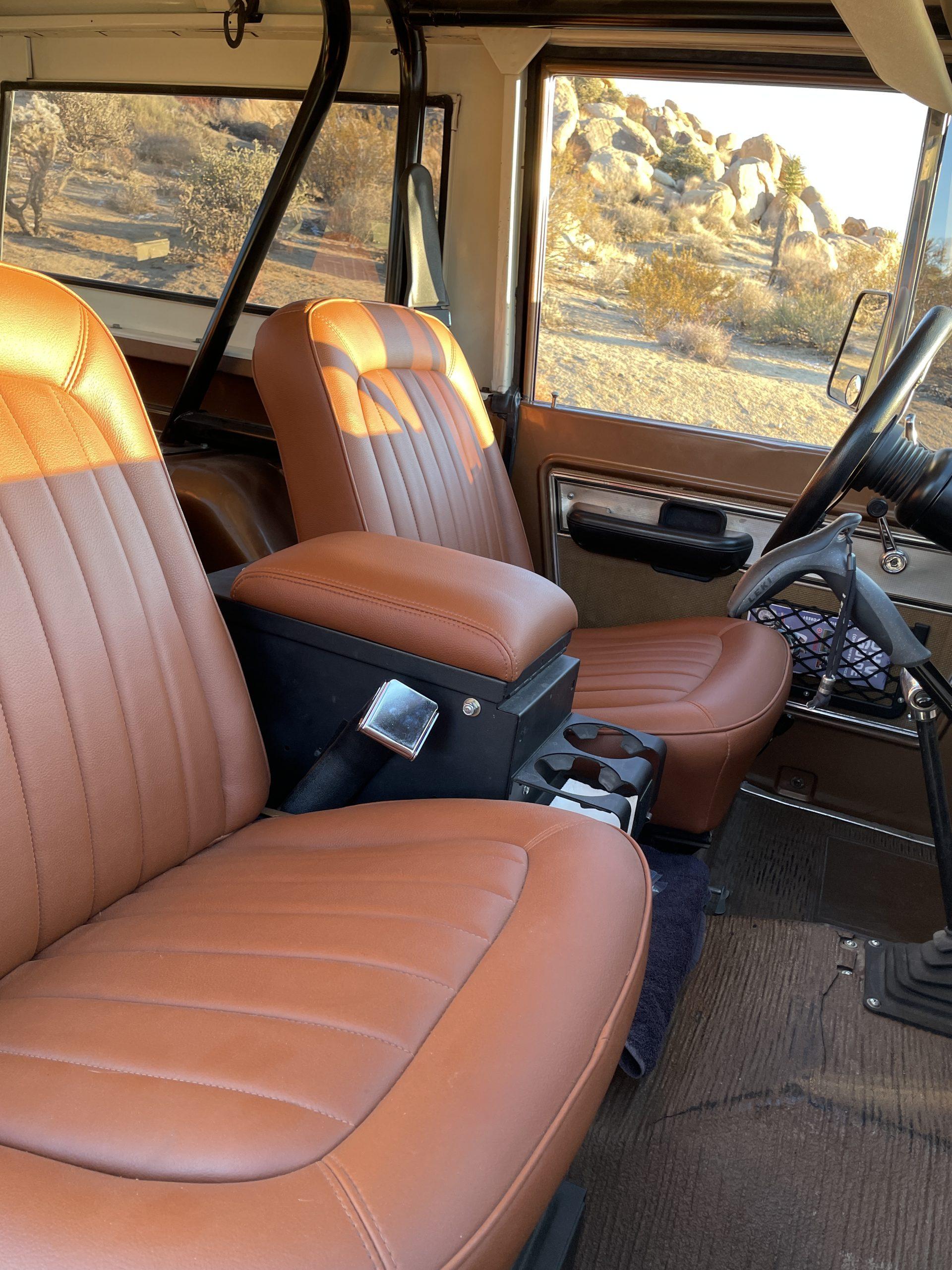 1972 Matte Brown Ford Bronco Explorer | Custom Classic ...